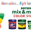 Boysen Mix and Match